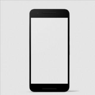 VI樣機手機效果圖智能貼圖