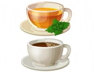 透明杯子飲料咖啡元素