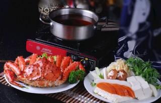 北海道霸王蟹鍋